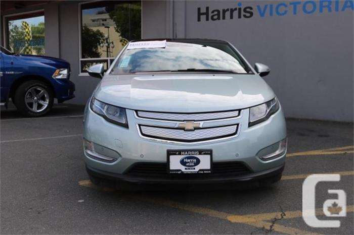 2012 Chevrolet Volt Electric Premium