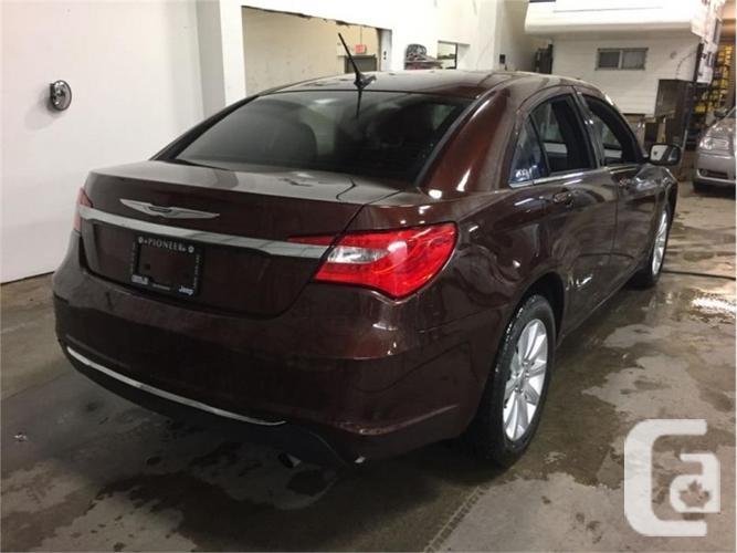 2012 Chrysler 200 LX  -  Power Windows - $75.70 B/W