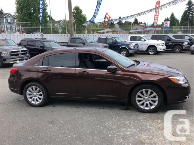 2012 Chrysler 200 LX  -  Power Windows - $78.77 B/W