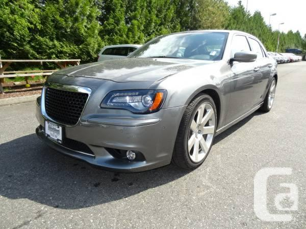 2012 chrysler 300 srt8 for sale in abbotsford british columbia. Cars Review. Best American Auto & Cars Review