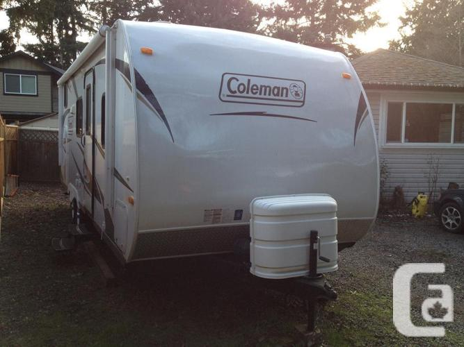 2012 Coleman Travel Trailer - Special Edition