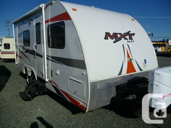 2012 COYOTE MXT 181 TOY HAULER - for sale in Vancouver, British