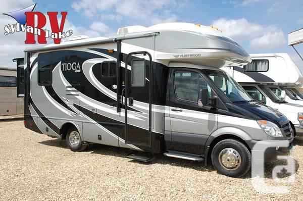 2012 Fleetwood Tioga Diesel For Sale In Vancouver