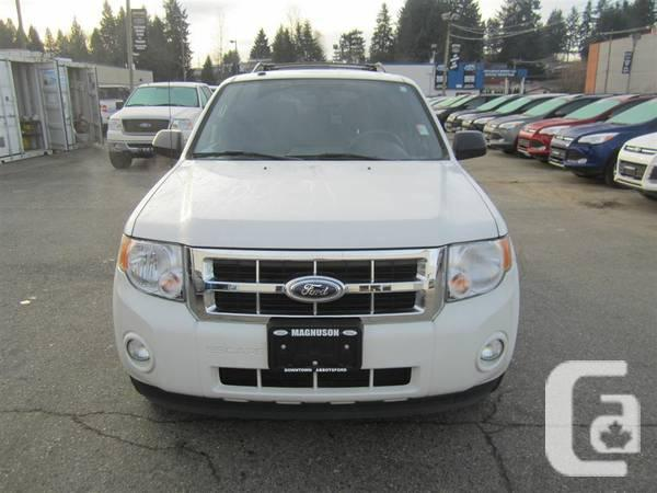 2012 Ford Escape XLT SUV - $21998
