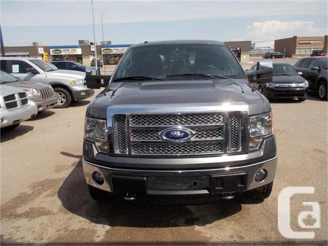 2012 ford f 150 lariat for sale in regina saskatchewan classifieds. Black Bedroom Furniture Sets. Home Design Ideas