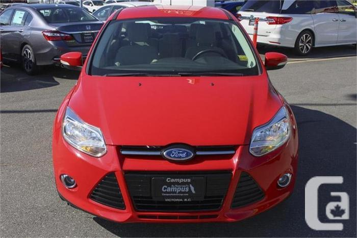 2012 Ford Focus SEL 5DR Auto