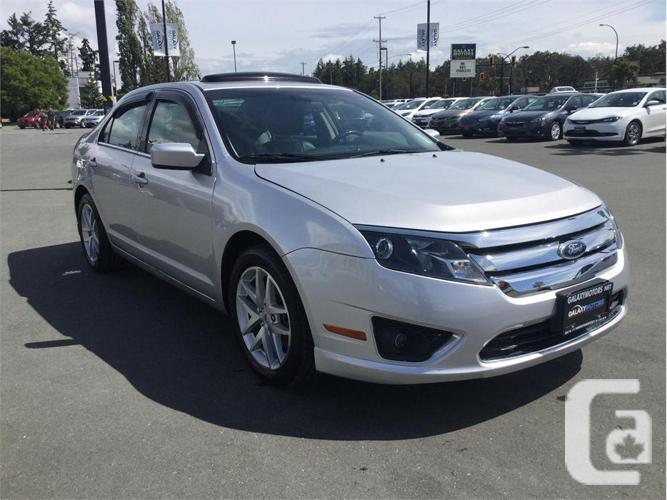 2012 Ford Fusion SEL- Back Up Camera Heated Seats BT