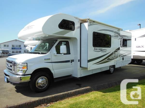 Beautiful 1989 Toyota Winnebago Warrior 20FT Motorhome For Sale In Vancouver BC