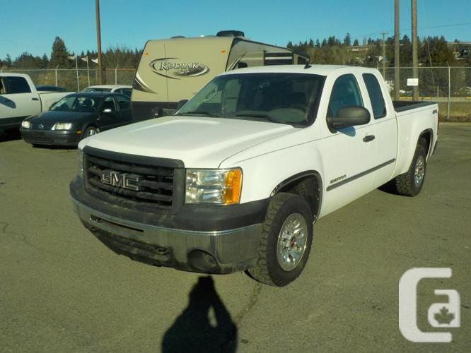 2012 gmc sierra 1500 extended cab regular box 4wd for sale in salmo british columbia. Black Bedroom Furniture Sets. Home Design Ideas