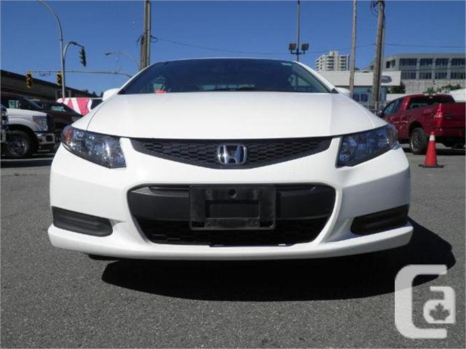 2012 honda civic ex coupe sunroof local for sale in new for Columbia honda service