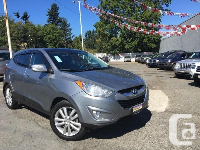 2012 hyundai tucson limited awd finance me today for sale in victoria british columbia. Black Bedroom Furniture Sets. Home Design Ideas