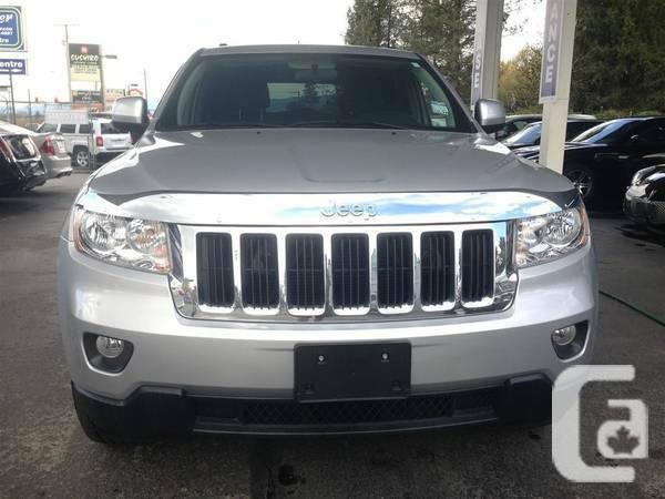 2012 Jeep Grand Cherokee Laredo SUV LOW KILOMETER ...