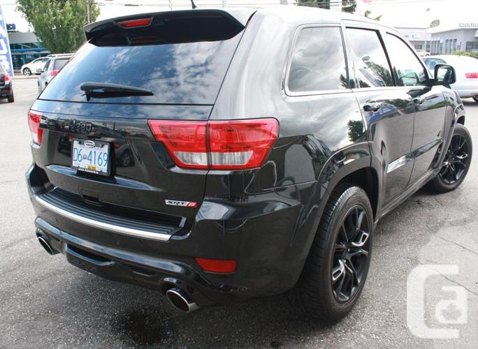 2012 jeep grand cherokee srt8 for sale in langley british columbia. Cars Review. Best American Auto & Cars Review