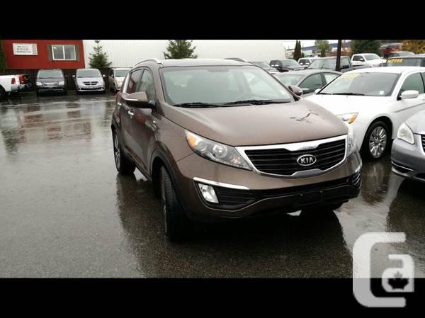 2012 Kia Sportage AWD - $25995
