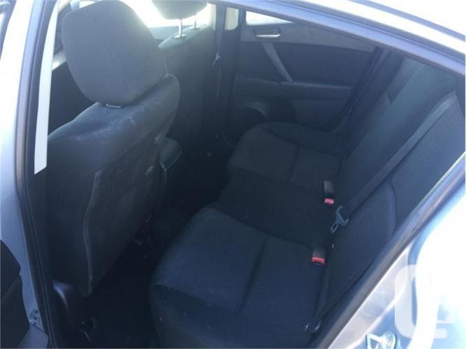 2012 Mazda Mazda3 GX - LOW LOW PAYMENTS WE SHIP BC  -