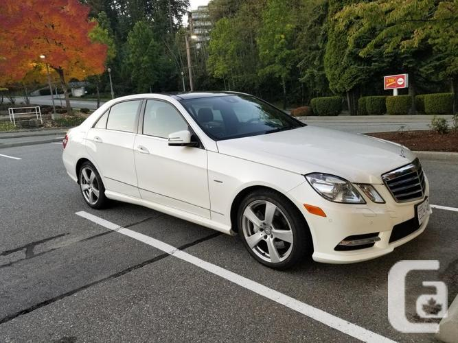 2012 MERCEDES BENZ E350 4MATIC * AWD * AMG STYLING