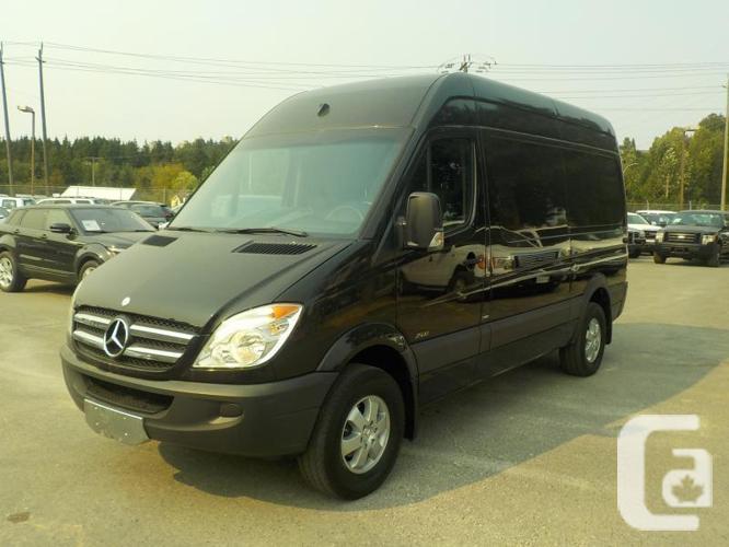 2012 Mercedes-Benz Sprinter 2500 144-in. WB Cargo Van