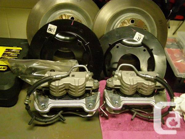 2012 Mustang brakes new take off - $600