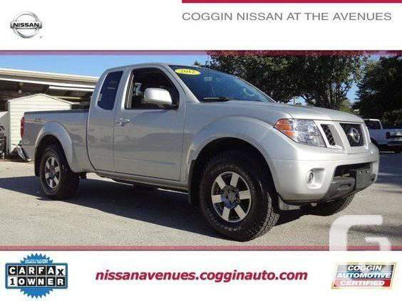 2012 nissan frontier pro 4x for sale in halifax nova scotia classifieds. Black Bedroom Furniture Sets. Home Design Ideas