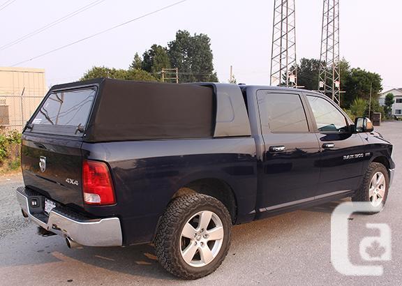 2012 Ram 1500 4x4 crew cab
