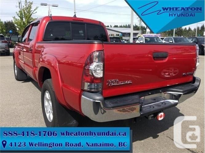 2012 Toyota Tacoma -  Power Windows - $259.74 B/W