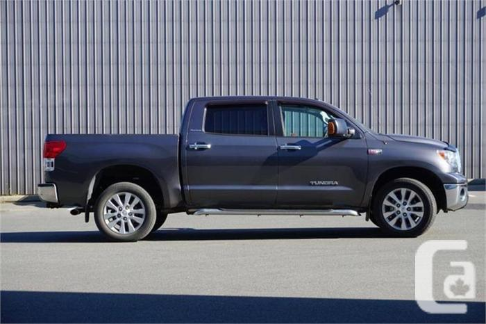 2012 Toyota Tundra Crewmax Ltd
