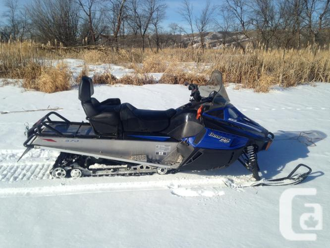 2013 Arctic Cat Bearcat 570 XT for sale