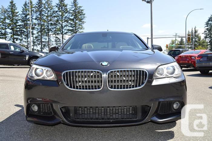 2013 BMW 5 Series 528i xDrive AWD