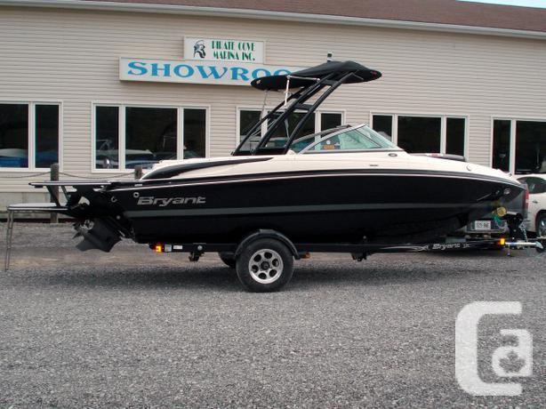 2013 Bryant 198 Bowrider For Sale In Kemptville Ontario