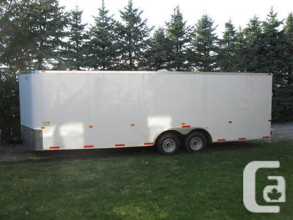 2013 CARGO CRAFT 26ft ELITE V AUTO CARRIER - $6495