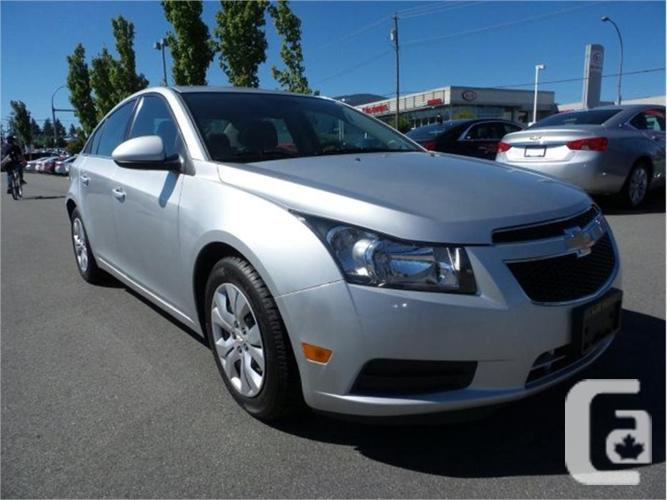 2013 chevrolet cruze lt turbo for sale in nanaimo british columbia classifieds. Black Bedroom Furniture Sets. Home Design Ideas