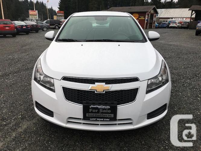 2013 Chevrolet Cruze - Only 35,000 KM! Automatic!