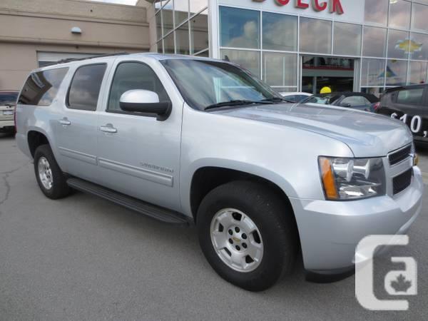 2013 Chevrolet Suburban 1500 LT - $44980