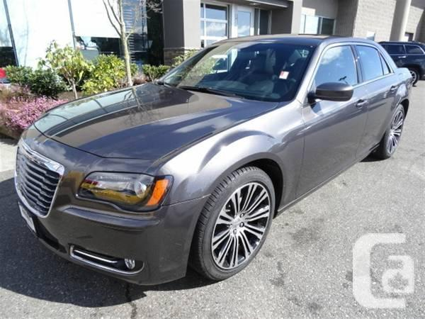 2013 chrysler 300 s for sale in abbotsford british columbia classifieds. Black Bedroom Furniture Sets. Home Design Ideas