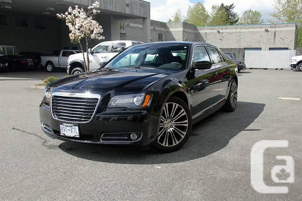 2013 chrysler 300s for sale in abbotsford british columbia classifieds. Black Bedroom Furniture Sets. Home Design Ideas