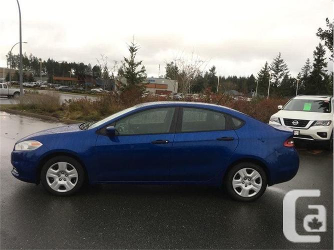 2013 Dodge Dart Se Aero For Sale In Lazo British Columbia