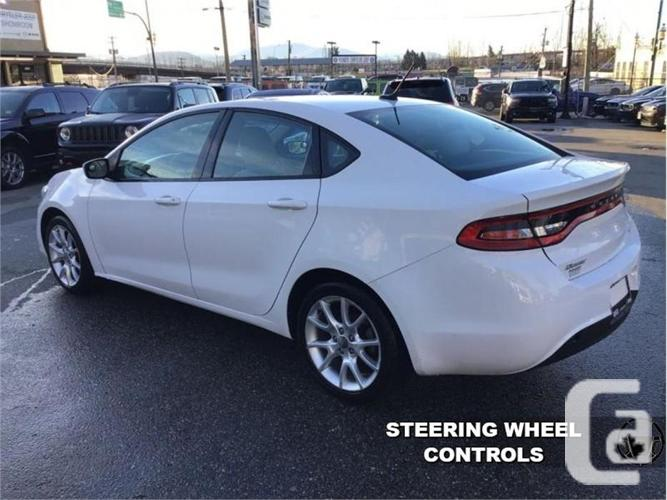 2013 Dodge Dart SXT  -  Power Seats