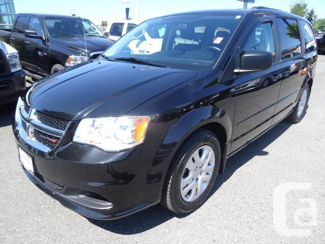 2013 dodge grand caravan se sxt w power accessories a c for sale in langley british columbia. Black Bedroom Furniture Sets. Home Design Ideas