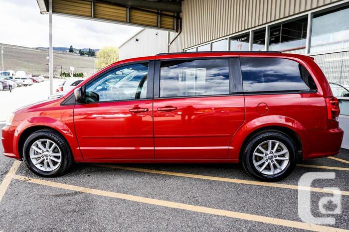 2013 dodge grand caravan sxt for sale in vernon british columbia. Cars Review. Best American Auto & Cars Review