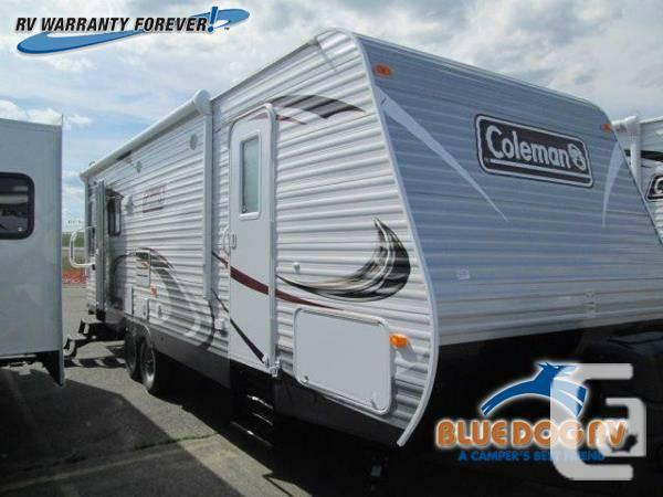 2013 Dutchmen RV Coleman Expedition CTS270RL Travel