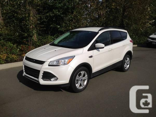 2013 Ford Escape SE AWD - $24495