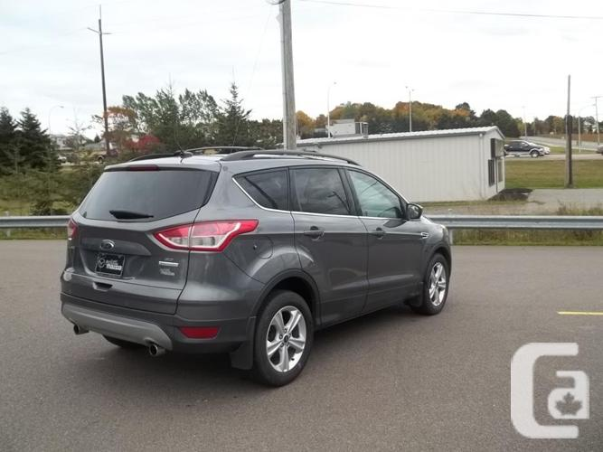 2013  FORD ESCAPE SE FWD ONLY 47000 KM
