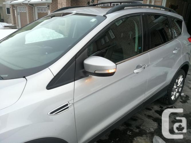 2013 Ford Escape SUV, SEL Ecoboost