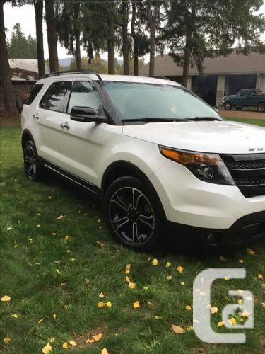2013 ford explorer sport for sale in cassidy british columbia. Cars Review. Best American Auto & Cars Review