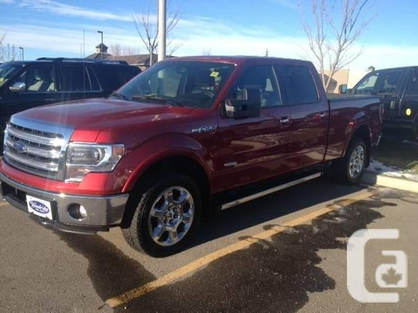 2013 FORD F-150 LIMITED PICKUP TRUCK - $40995