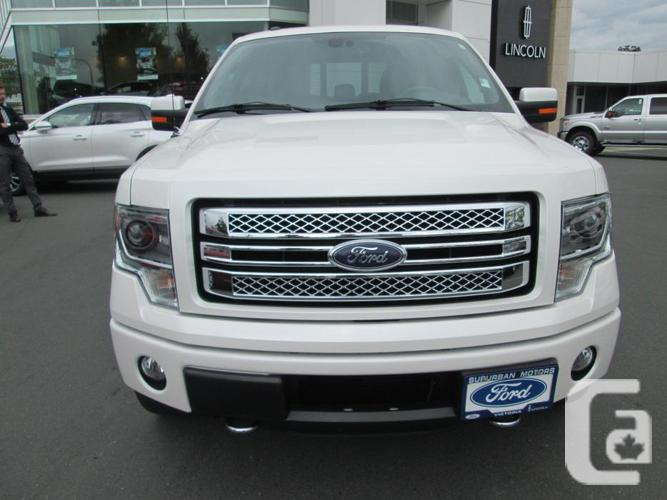 2013 ford f 150 limited supercrew 4x4 for sale in victoria british columbia classifieds. Black Bedroom Furniture Sets. Home Design Ideas