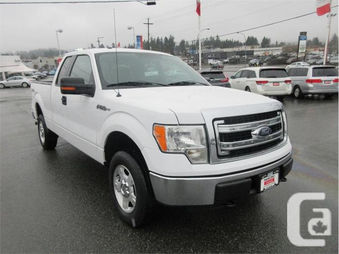 2013 ford f 150 xlt for sale in nanaimo british columbia classifieds. Black Bedroom Furniture Sets. Home Design Ideas