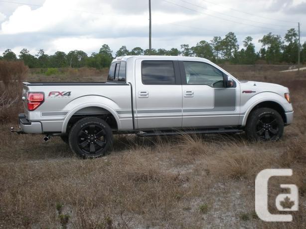 2013 ford f150 fx4 for sale in kenmore ontario classifieds. Black Bedroom Furniture Sets. Home Design Ideas
