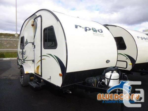 Trailers For Sale Calgary >> 2013 Forest River Rv R Pod Rp 177 Travel Trailers For Sale In