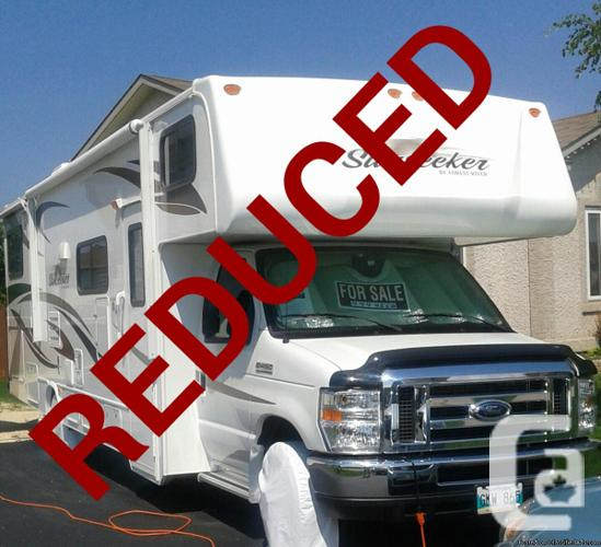 2013 Forest River Sunseeker Class C Motorhome For Sale In
